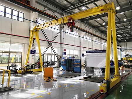 MH型电动葫芦门式起重机,欧式MH型电动葫芦门式起重机批发,欧式MH型电动葫芦门式起重机公司