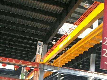 LH型10T欧式电动葫芦双梁桥式起重机