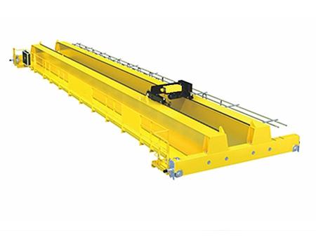 LH型欧式电动葫芦双梁桥式起重机